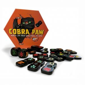 game, fun, fast, cobra paw, ninja, tiles, speed, present planners, skipton, games crusade, harrogate, bananagrams