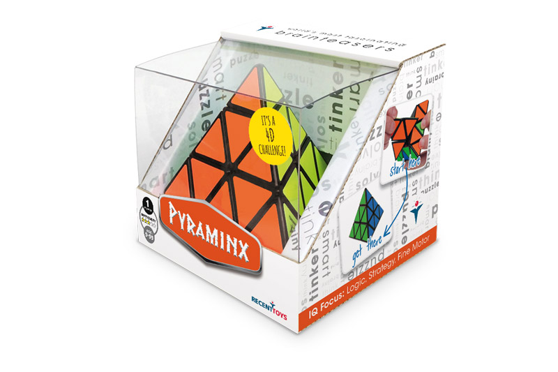 puzzle, mefferts, pyramid,pyraminx, rubiks, colourful