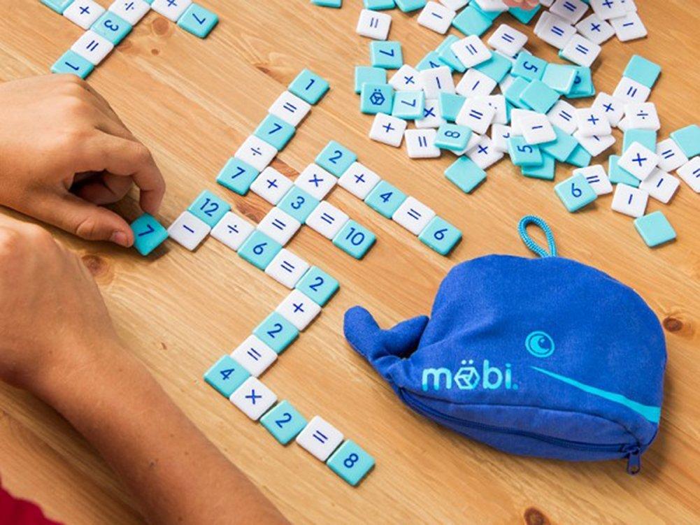 Mobi Maths Game