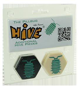 hive expansion, pillbug, travel, strategy, presentplanners, skipton, games crusade, harrogate