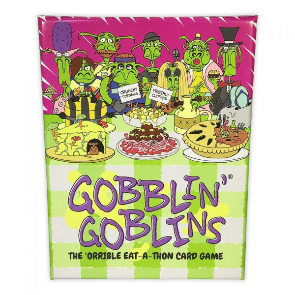 card game, goblins, humour, travel game, party game, boardgames